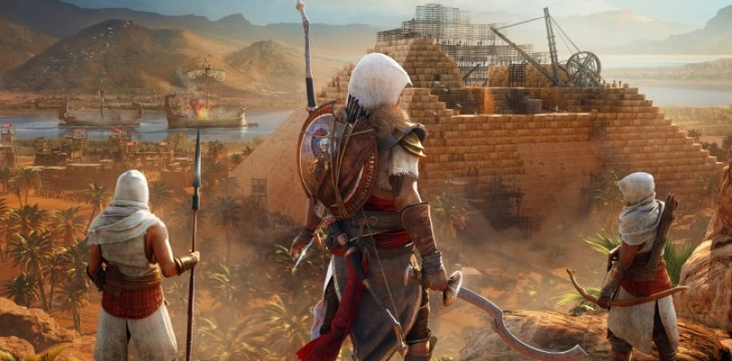 Bayek's journey to Sinai begins today in The Hidden Ones