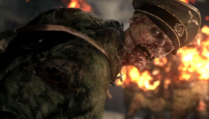 Call Of Duty Zombies Maps on