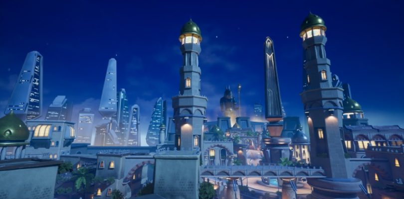 A fan-made Overwatch map has Jeff Kaplan's attention