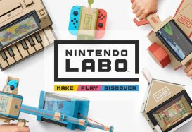 Nintendo thinks out of the cardboard box and introduces Nintendo Labo!