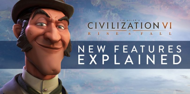 A primer on the new features of Civilization VI's Rise and Fall expansion