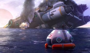 Subnautica leaves early access this month