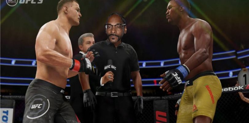 UFC 3 Knockout mode to feature commentary from… Snoop Dogg?