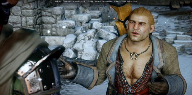 Dragon Age's Varric finally published Hard in Hightown