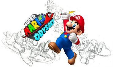 Art from the Odyssey part 2- Getting to know Cappy and Mario's new ride…