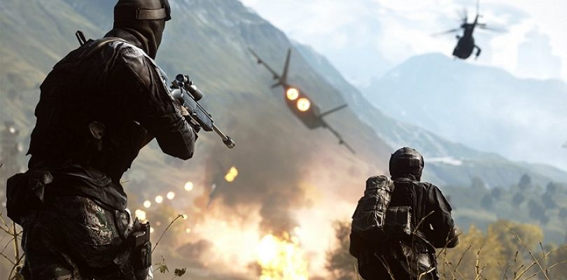 EA is thinking about a Battlefield battle royale