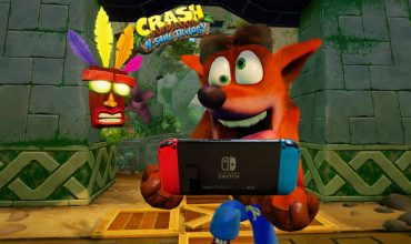 Rumour: Hey, is that Crash Bandicoot on the Switch!?