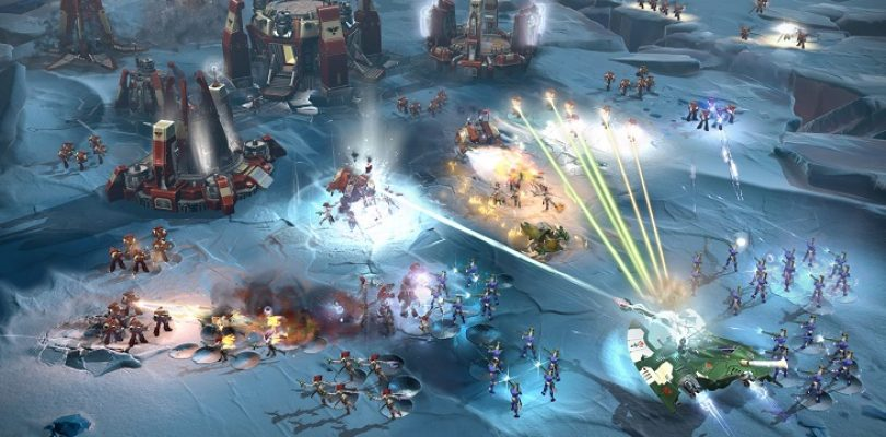 Relic is walking away from Dawn of War 3