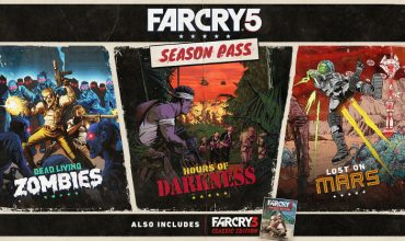 Far Cry 5 season pass takes you to Vietnam, Mars and a world filled with zombies