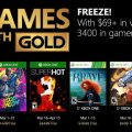 Your Games with Gold in March are super hot