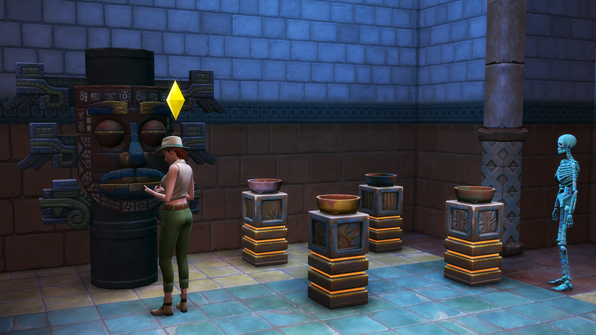 review the sims 4 jungle adventures game pack pc sa gamer. Black Bedroom Furniture Sets. Home Design Ideas