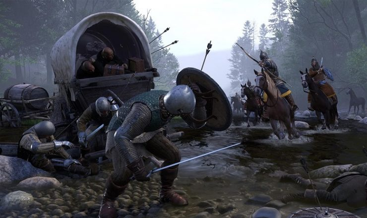 A Game of Thrones total conversion mod for Kingdom Come