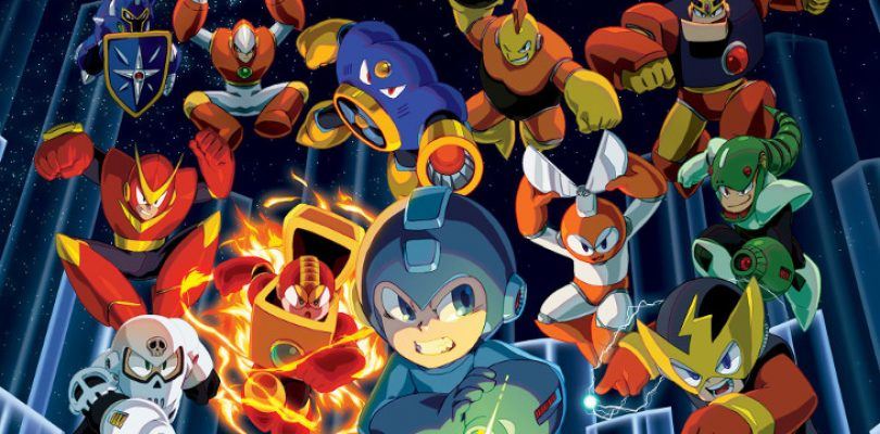 Mega Man Legacy Collection 1 + 2 blasting its way onto the Switch