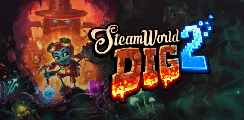 SteamWorld Dig 2 is getting physical, you dig?