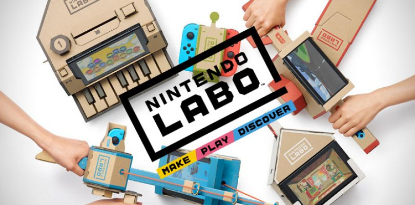 Nintendo Labo Update will make you get it for your kids and you'll wanna play too