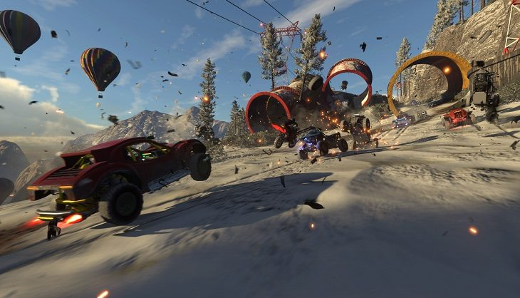 Onrush looks like a shot of adrenaline to the heart