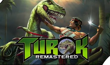 The fossil that is Turok will be resurrected on Xbox One
