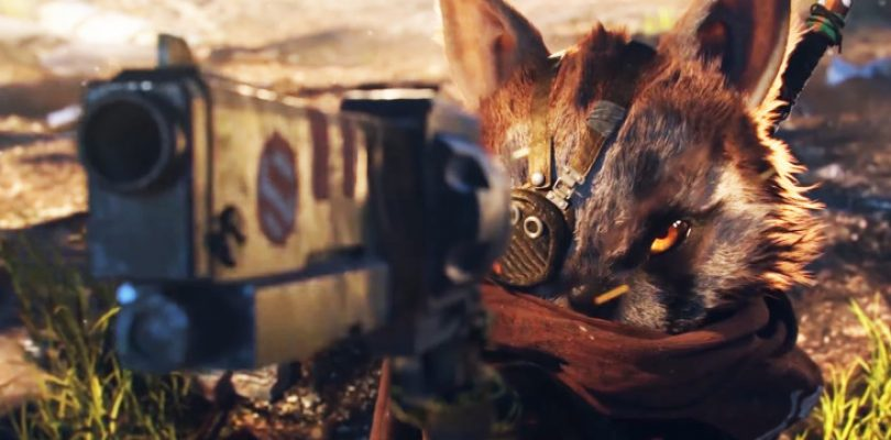 Biomutant looks like it could be something truly special