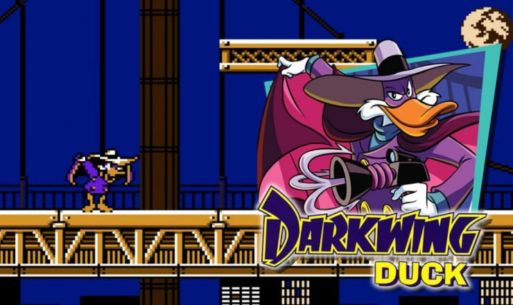 darkwing duck nes online