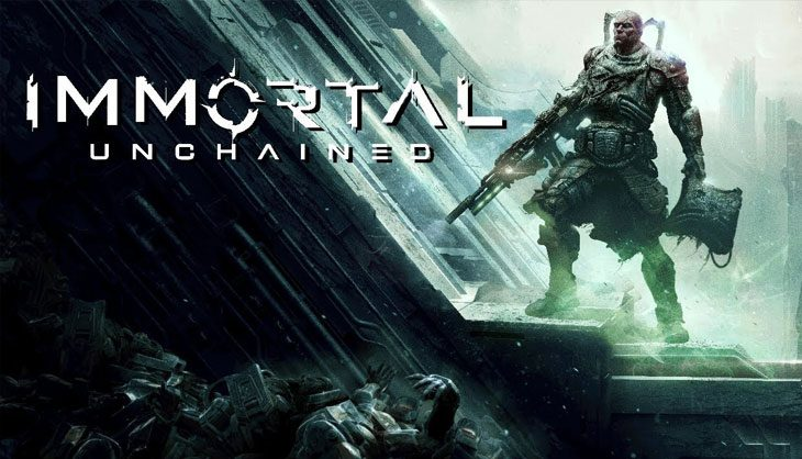 A closed alpha is coming in March for Immortal: Unchained