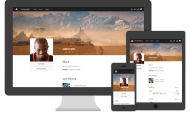 Sony launches My PlayStation for easy access to your profile via a browser