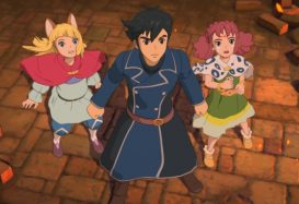Check out 10 minutes of gameplay from Ni no Kuni II: Revenant Kingdom