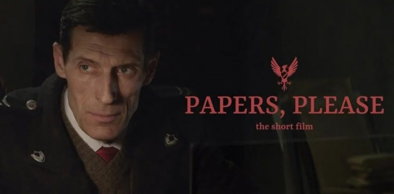 The Papers, Please short film is a wonderful depiction of miserable paperwork