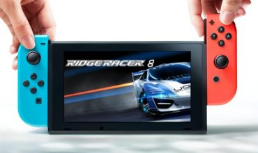 Rumour: Ridge Racer 8 exclusively in development for the Switch