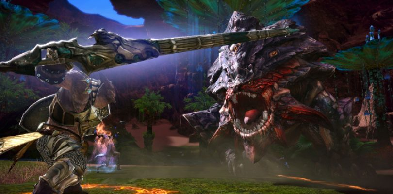MMORPG Tera getting an open beta on console in March