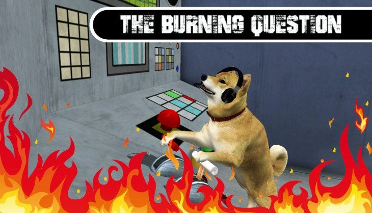 The Burning Question: Do you accept the ending you got or watch the others?