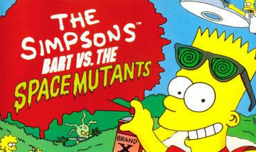 Blast from the Past: The Simpsons: Bart vs. the Space Mutants (NES)