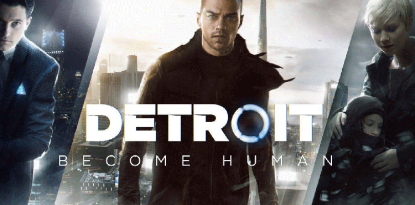 Meet the three androids you'll play as in Detroit: Become Human