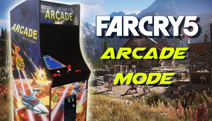 Preview Far Cry 5 Arcade Mode Hands On Sa Gamer