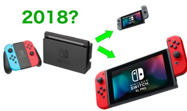 Nintendo Switch Slim or Nintendo Switch XL Pro in 2018? Don't count on it…