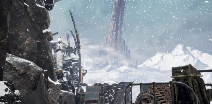 Want a game like Myst for VR? Cyan shows off Firmament
