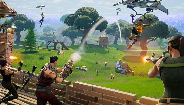 Fortnite Battle Royale is coming to mobile with PS4 cross-platform play