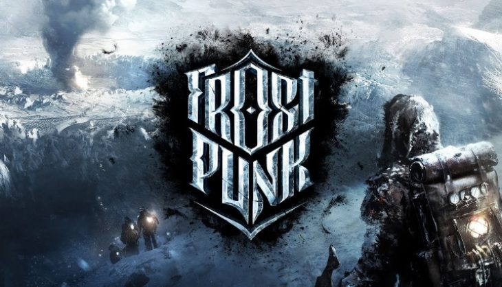Frostpunk will have us huddling for warmth in April