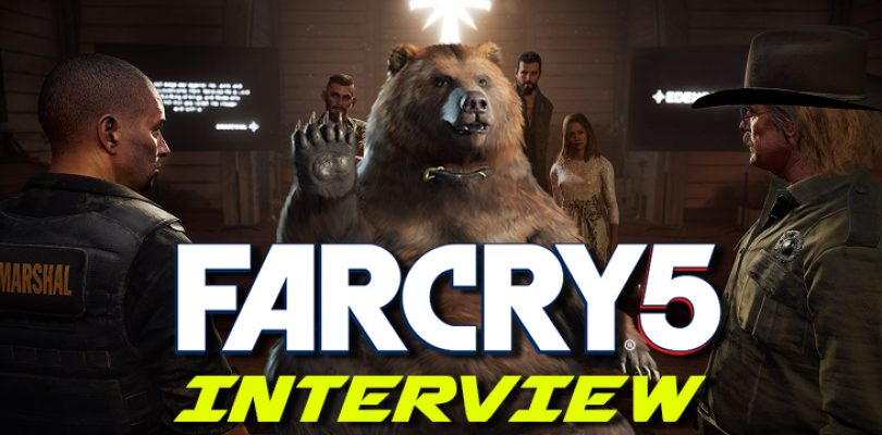 Preview: Far Cry 5 – Interview with executive producer Dan Hay