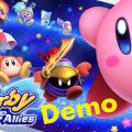 Kirby Star Allies demo rolls into view