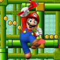 Stop stressing, Mario is a plumber again…