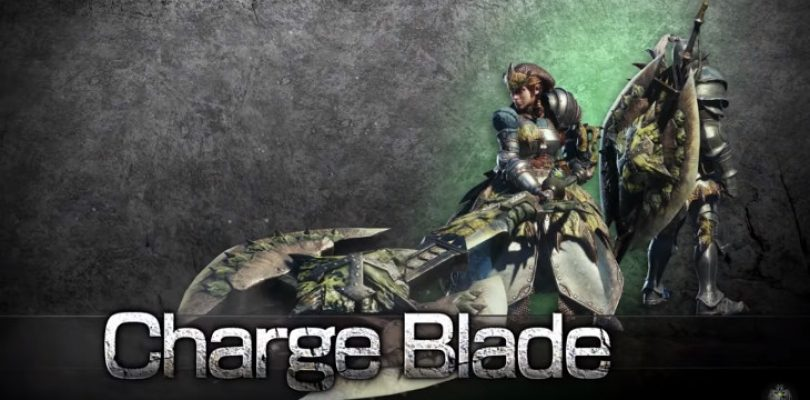Weapon Tutorials: Monster Hunter World's Charge Blade