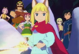 Another dreamy trailer from Bandai for the gorgeous Ni no Kuni II