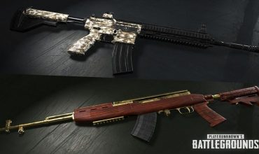 PUBG celebrates its first birthday with a free skin