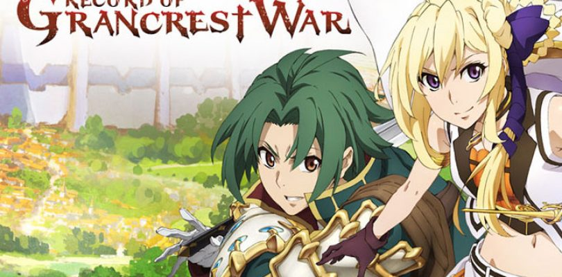 Bandai Namco announces Record of Grancrest War for PS4