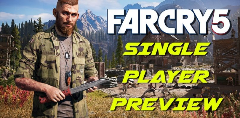 Preview: Far Cry 5 – Single-player hands-on