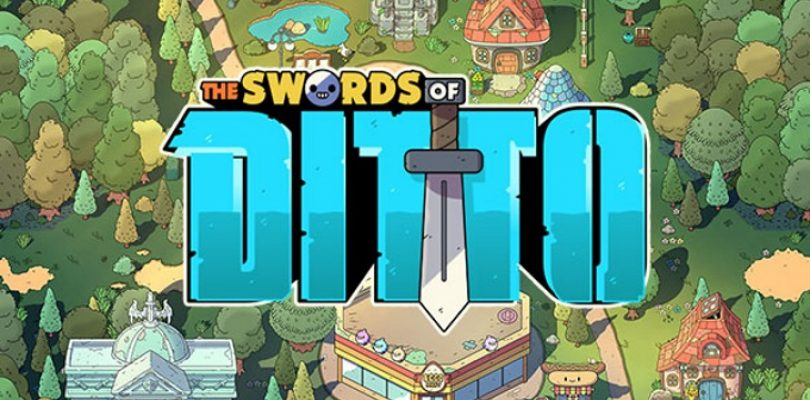 The Swords of Ditto's launch trailer reminds you how awfully cute it is