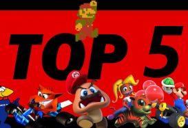 Opinion: What's in your personal Top 5?
