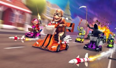 Review: Coffin Dodgers (Switch)