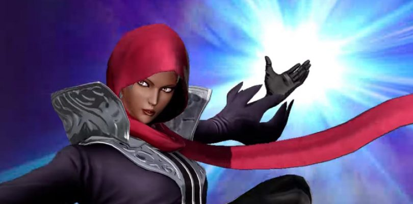 New King of Fighters XIV character gets their first gameplay reveal