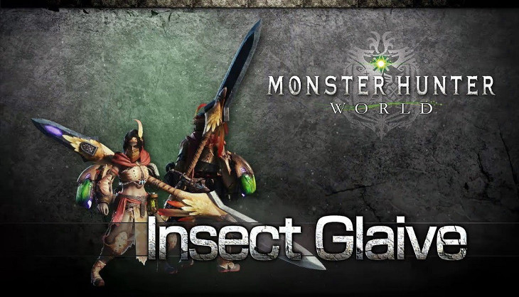 weapon tutorials monster hunter world s insect glaive sa gamer